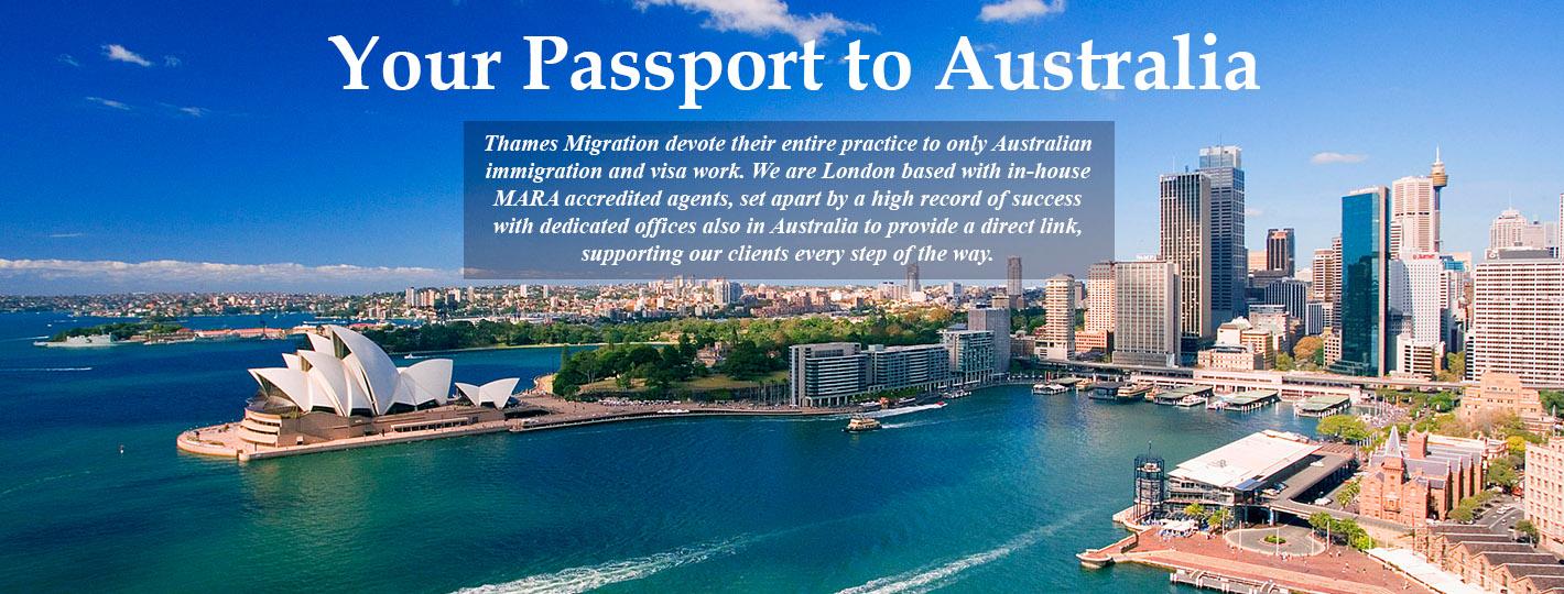 Emigrate Australia – Upcoming London Seminars | Thames Migration